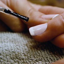 Visit our beauty spa in Englewood, NJ and book an appointment for a Shellac Manicure today!