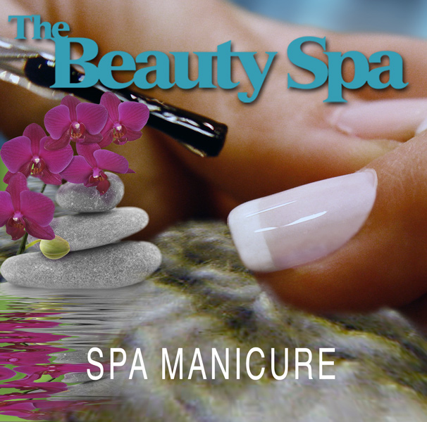 Spa Manicure Gift Certificate for the Beauty Spa of Englewood, NJ