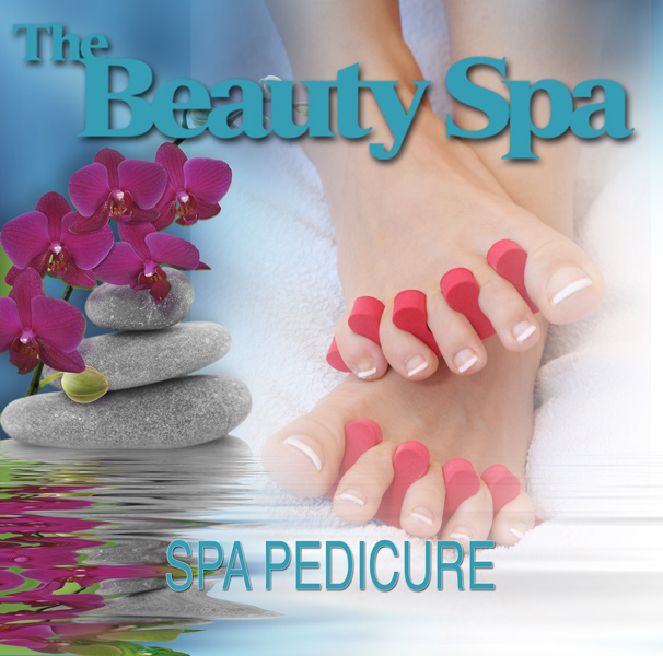 Spa Pedicure at The Beauty Spa in Englewood, NJ 07631